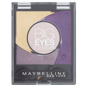 Maybelline paleta očních stínů Big Eyes  Luminous Purple 05 - netDrogerie