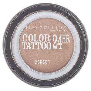 Maybelline oční stíny Color Tattoo 24hr  On and On Bronze 35 - netDrogerie