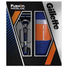 Fusion Proglide strojek 1up + towel - netDrogerie