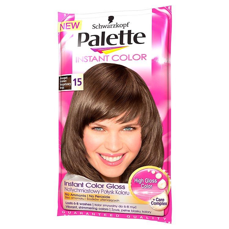 šampon barva na vlasy