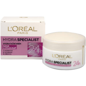L'Oréal Paris Triple Active Denní ochranný hydratační krém 50 ml - netDrogerie