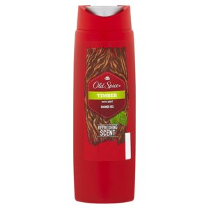 Old Spice Timber sprchový gel 250 ml - netDrogerie