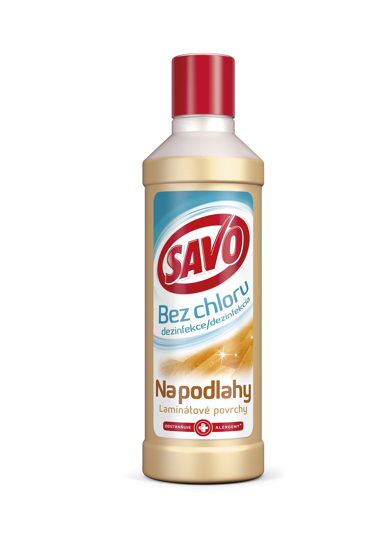 Savo bez chloru na podlahy