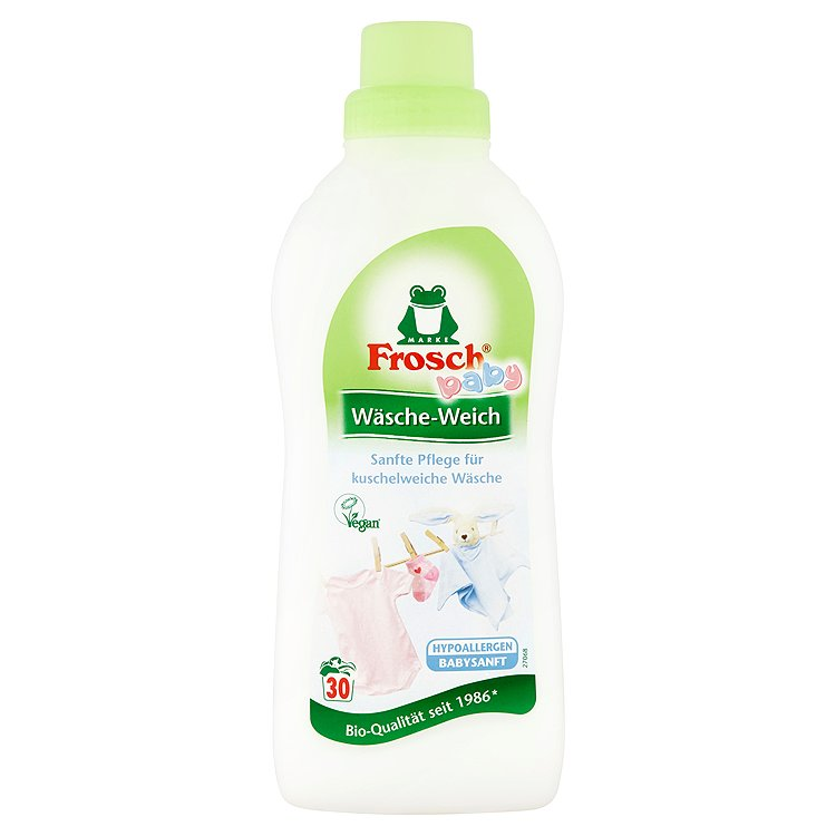 Frosch Eko hypoalergenní máchadlo na kojenecké a dětské prádlo 750 ml 57f707a4ed